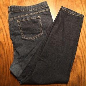Torrid Dark Rinse Skinny Jeans 24R